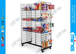 wire hooks gridwall display racksl gondola with bulk baskets images