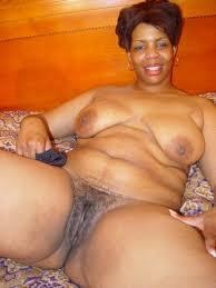 Black large porn woman