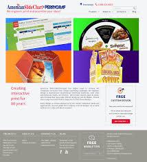 American Slide Chart Perrygraf Competitors Revenue And