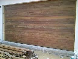 modern wood garage door. Contemporary Wood Garage Door Modern