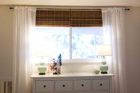 Image of: ikea window treatments for Modern sliding glass doors