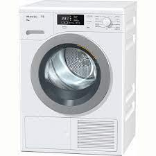Máy giặt - sấy TKB640WPECO - Thiết bị gia dụng và nhà bếp Miele