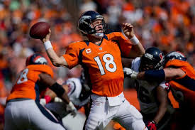 peyton manning broncos. How The Pistol Formation Is Helping Peyton Manning And Broncos \u2013 No  Coast Bias Peyton Manning Broncos M