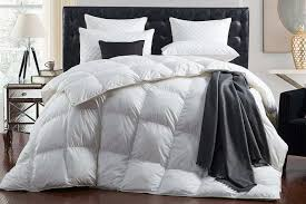 egyptian bedding goose down comforter at
