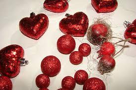 Roter Apfel Christbaumschmuck Weihnachtsschmuck