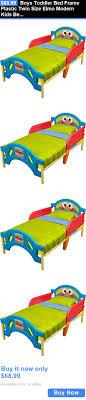 Kids Bedroom Furniture Boys Kids Furniture Boys Toddler Bed Frame Plastic Twin Size Elmo
