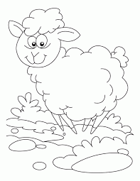 Small Picture The Lost Sheep Coloring Pages Coloring Home
