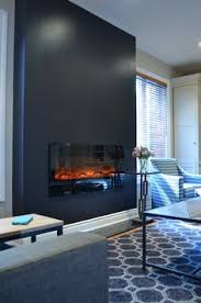 Small Picture The electric fireplace was installed Remodel Home Projects
