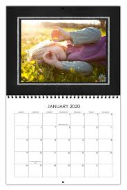 Focus In Pix Personalized Wall Calendar