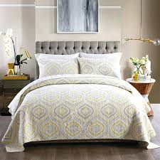 new washed cotton quilt set quilted bedspread printed quilts bed cover king size coverlet comforter sets
