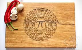 Pi Cutting Board - cool cutting boards