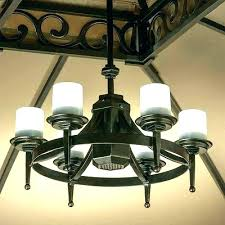 home wonderful gazebo solar chandelier 10 for powered chandeliers patio grills outdoor pendant light gazebo solar