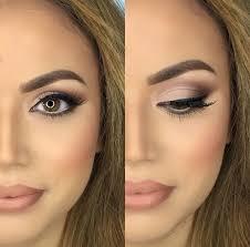 natural prom makeup