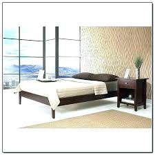 Low King Bed Low Profile Bed Frame King Low Profile Bed Frame Queen ...