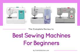 Best Starter Sewing Machine