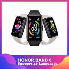 Vòng đeo tay thông minh Honor Band 6 - Hàng chính hãng - Vòng đeo thông minh  - Vòng theo dõi vận động