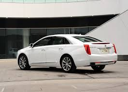 new car release this yearShanghaiGM Released Cadillac XTS Priced from 56163  ChinaAutoWeb