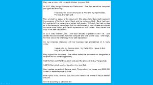 Bar Exam Essays Bar Secrets Blog February 2017 Cbx Debriefs
