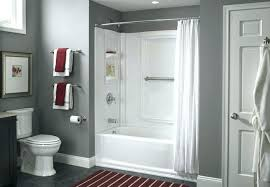 bathtub shower inserts bathtub shower insert bathtubs idea inserts seamless tub surround how to install stunning