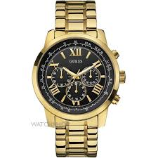 "men s guess horizon chronograph watch w0379g4 watch shop comâ""¢ mens guess horizon chronograph watch w0379g4"