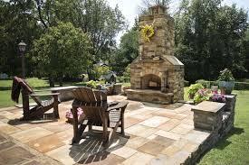outdoor patio backyard landscaping