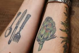 это навсегда истории о татуировках от Chop Chop