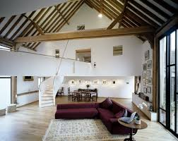 Architecturally Striking Barn Conversion in Surrey, England - Freshome.com