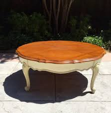 round coffee table vintage home design and decorating ideas