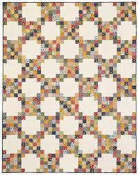 BLOCK Friday: Irish Chain Quilts - The Quilting Company & Bandana Chain Quilt - Irish Quilts Adamdwight.com
