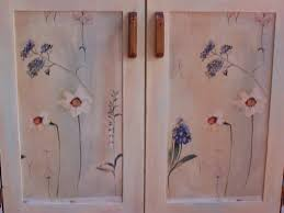 Decoupage Kitchen Cabinets Decoupage Cabinet Doors Pilotprojectorg