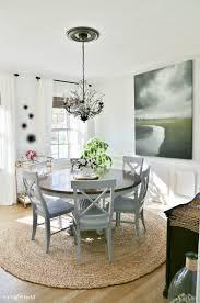 coastal dining room. Chic Coastal Dining Room Makeover L