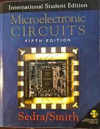 Microelectronic Circuits Microelectronic Circuits 5th Edition Adel S Sedra Kenneth