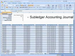 The Payables Reconciliation Demonstration Spreadsheet Youtube