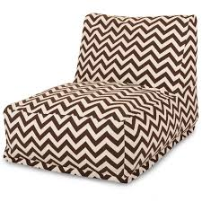 bathroom bean bag furniture lounge chairs patio majestic dog chair outdoor seating blue and brown french