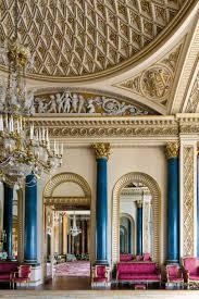 Buckingham Interiors Design The Interiors Of Buckingham Palace Through The Lens Of