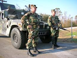 Military Police National Guard Defense Gov News Article Guard Military Police Infantrymen Keep