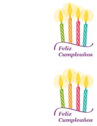 Tarjetas De Cumpleaños