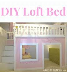 canwood whistler storage loft bed with desk bundle how to build a beds