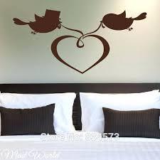 love bird wall art wall decor birds mad world love birds silhouette wall art stickers decal