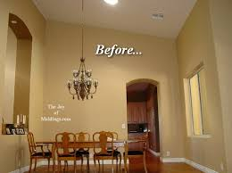 How to Install Crown Molding on Vaulted or Cathedral Ceilings .