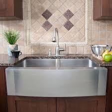 42 farmhouse sink 42 undermount stainless steel sink single basin plant wooden cabinet