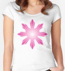 pinay women s ed scoop t shirt