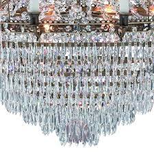 Prächtiger Kerzen Kronleuchter Lacko Kaufen Lampenweltde
