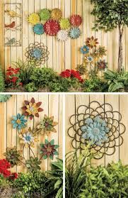At almost a yard in diameter, this won't fool woodland creatures, but it will instantly enliven your outdoor space into the cheeriest spot around! Outdoor Wall Decor Page 1 Line 17qq Com