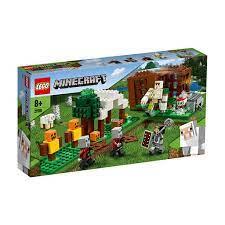 LEGO Minecraft Tiền Đồn Pillager 21159 giá cạnh tranh