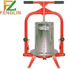 Fenglin MAC 5G Paslanmaz Çelik Meyve Sıkma Pres Makinesi 18 Lt Fiyatları ve  Özellikleri