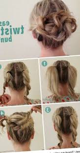 Tendance Coiffure Mariage Cheveux Fins Mi Longs Idee