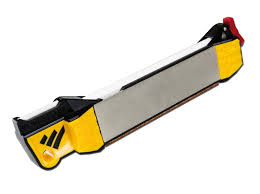 sharp knife. work sharp 09dx100 guided field knife sharpener
