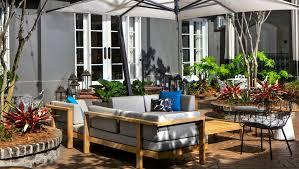 the kimpton brice hotel secret garden