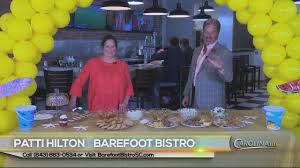 Patti Hilton of Barefoot Bistro is Back with a New Recipe - WFXB